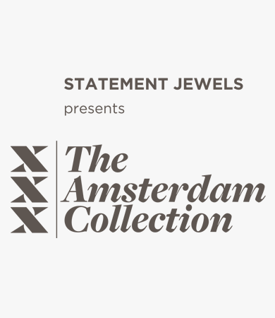 Each Amsterdam Collection piece comes signed and numbered, in its own unique box | Statement Jewels